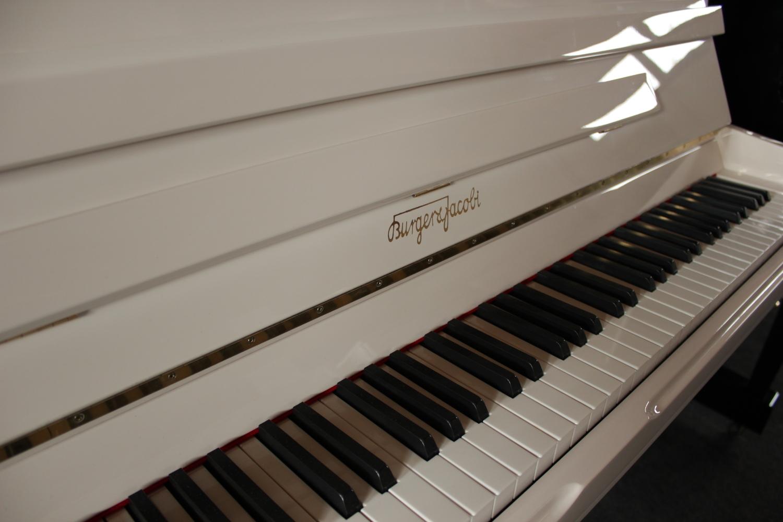 Burger Jacobi Klavier
