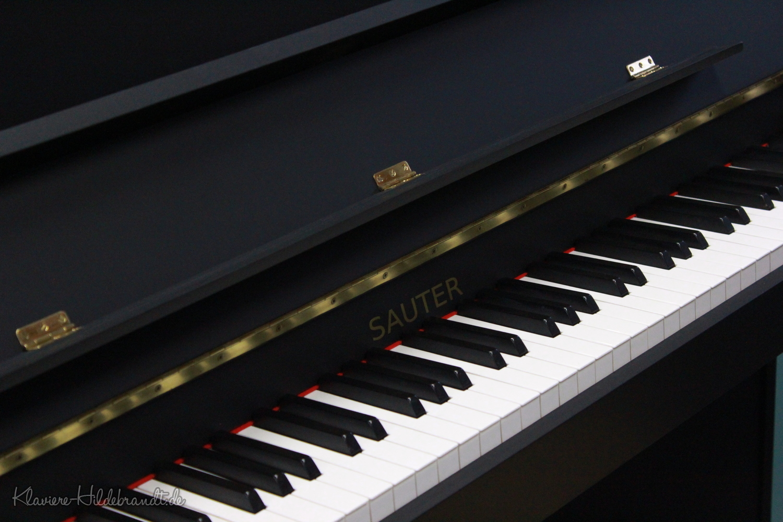C. Sauter, Mod. 110 Klavier