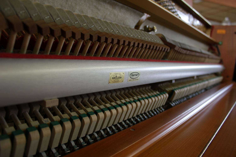 Ed. Seiler, Mod. 118 Klavier
