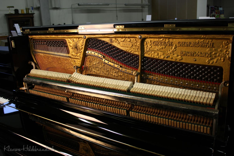 Grotrian-Steinweg, Mod. II Klavier