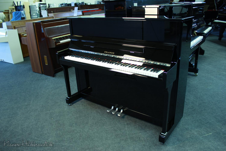 Orlando, Mod. F1-118 Klavier