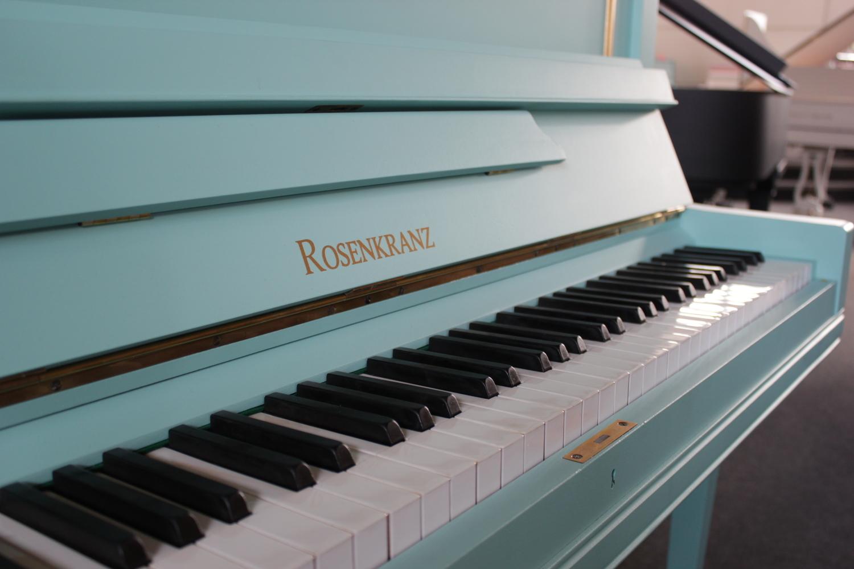 Rosenkranz, Mod. 125 Klavier