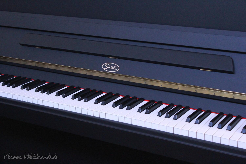 Sabel, Mod. 114 Klavier