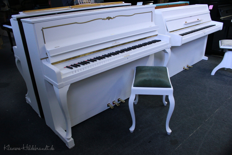 Schimmel, Mod. 108 - Barock Klavier