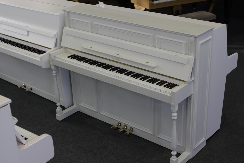 schimmel klavier modell 112 shabby chic klaviere. Black Bedroom Furniture Sets. Home Design Ideas