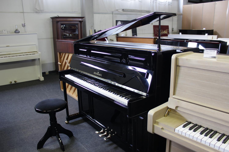 Schimmel, Mod. 115 A Design Exklusiv Landhaus Klavier