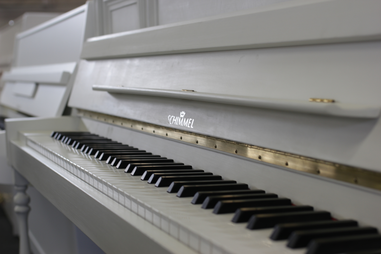 Schimmel, Mod. 112 - Shabby Chic Klavier