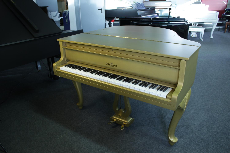 Schimmel, Mod. 150 Gold Flügel