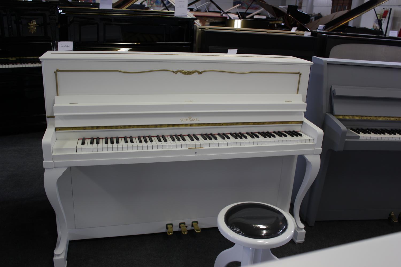 Schimmel , Mod. Chippendale 108 Klavier