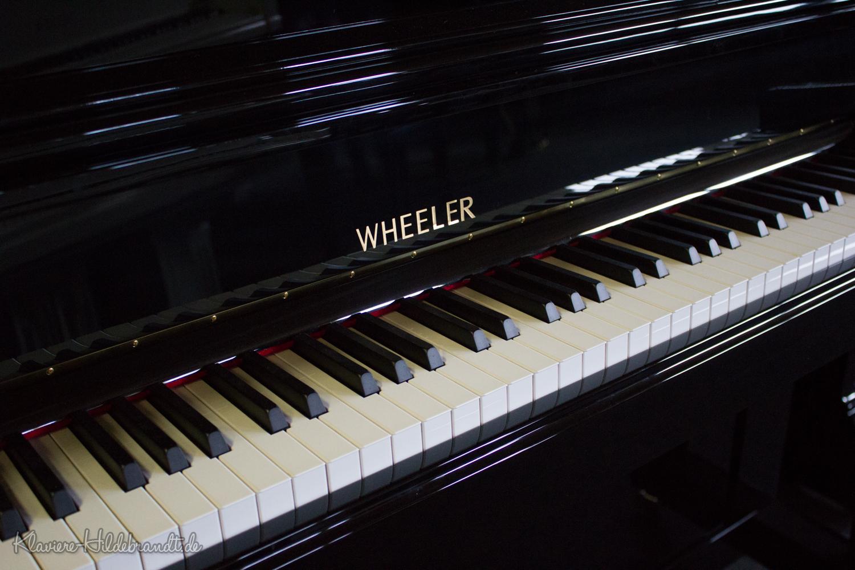 Wheeler, Mod. W128 Klavier