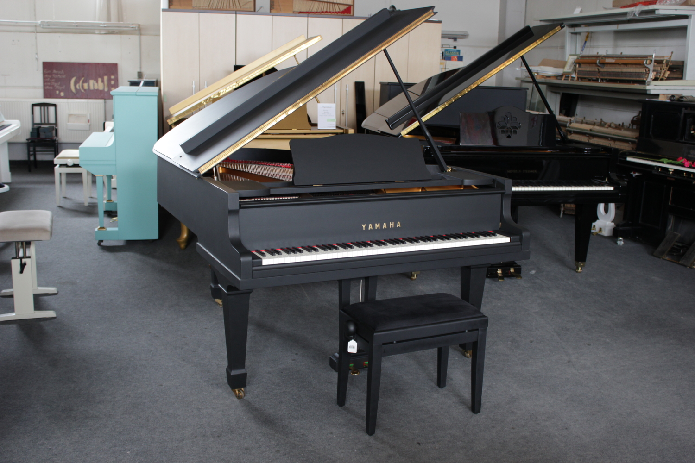 Yamaha, Mod. No 25 Flügel