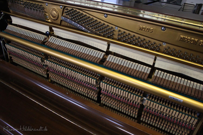 Yamaha, Mod. U5 Klavier