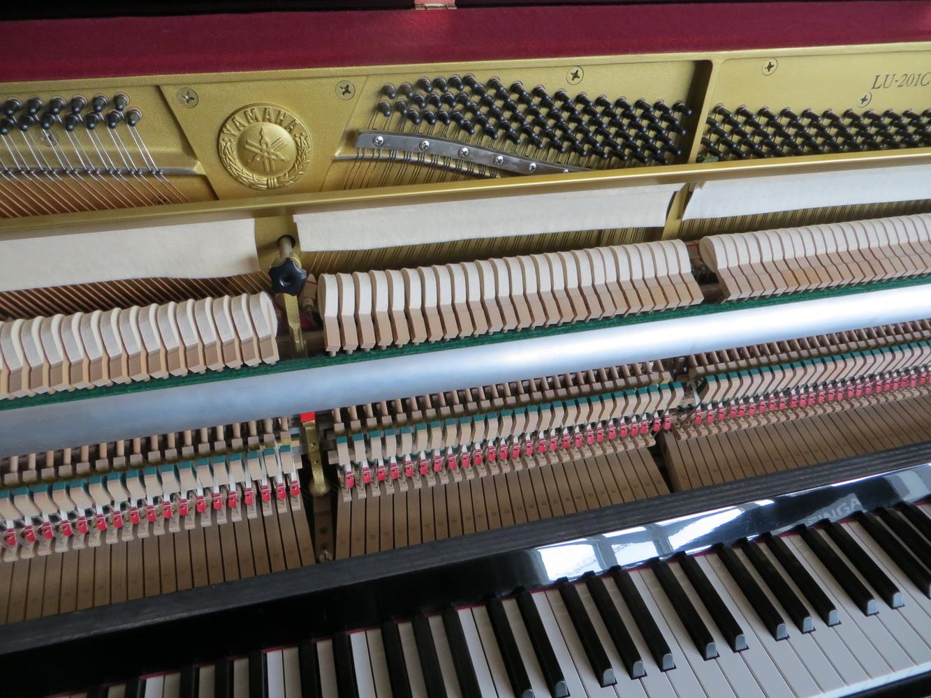 Yamaha, Mod. LU-201C Klavier