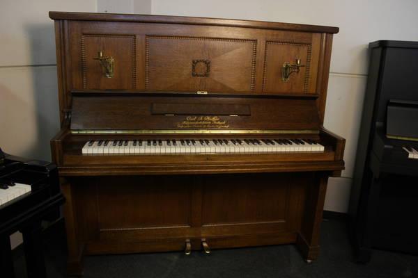 Carl A. Pfeiffer Klavier, Mod. 138
