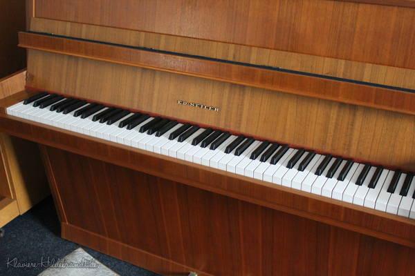 Ed. Seiler Klavier, Mod. 112