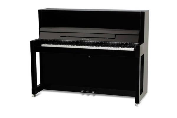 Feurich Klavier, Mod. 115 - Premiere