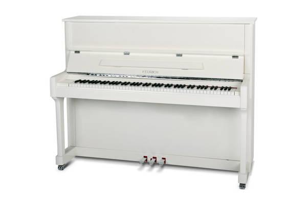 Feurich Klavier, Mod. 122 - Universal