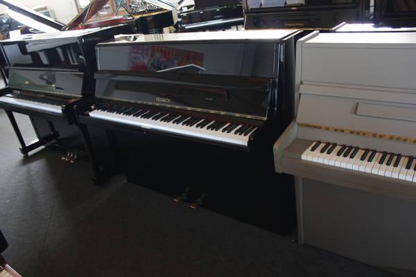 Feurich Klavier, Mod. 114