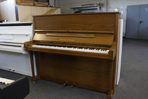 Grotrian Steinweg Klavier , Mod. 122