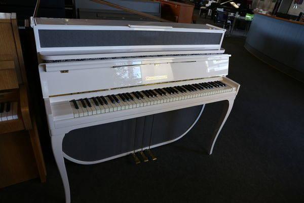 Grotrian-Steinweg Klavier, Mod. Samba