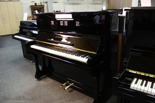 Grotrian-Steinweg Klavier, Mod. II