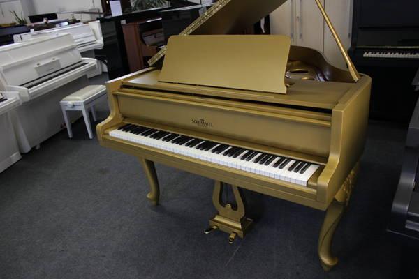 Schimmel Flügel, Mod. 150 Gold