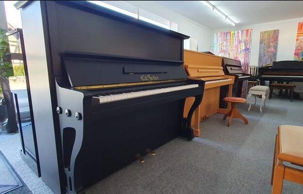 Ed. Seiler Klavier, Mod. 128