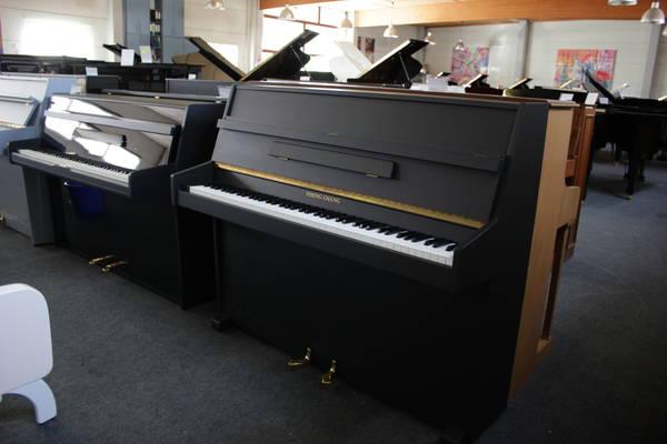 Young Chang Klavier, Mod. U-109