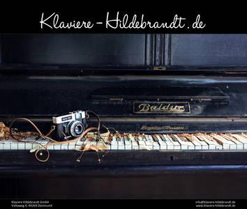 Baldur Klavier mit Kamera