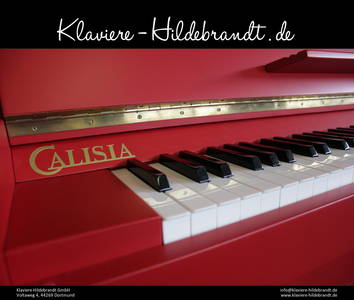 Calisia Klavier Rot