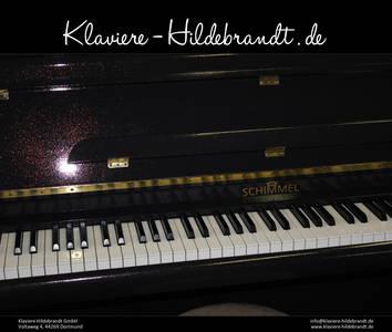Schimmel Klavier Sternenhimmel